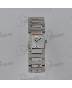 Szwajcarski zegarek damski Tissot T02 T090.310.11.111.00 Zegaris Rzeszów