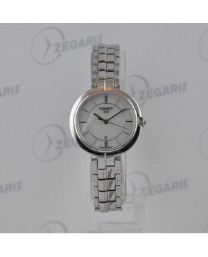 Szwajcarski zegarek damski Tissot Flamingo T094.210.11.111.00 Zegaris Rzeszów