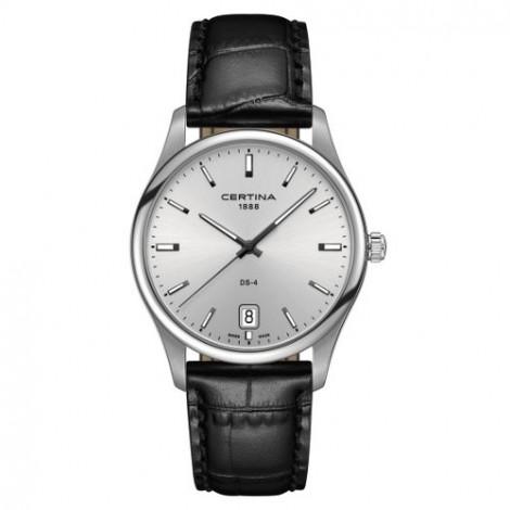 Szwajcarski, klasyczny zegarek męski Certina DS-4 Big Size C022.610.16.031.00 (C0226101603100)