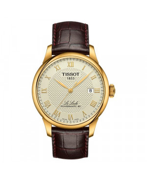 TISSOT T006.407.36.263.00 Le Locle Powermatic 80 (T0064073626300)