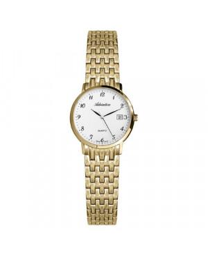 Klasyczny zegarek damski ADRIATICA A3143.1123QS (A31431123QS)