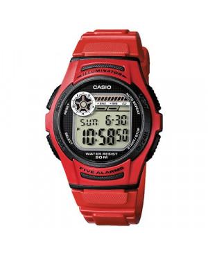 Sportowy zegarek Casio Collection W-213-4AVES (W2134AVES)