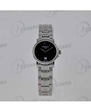 Szwajcarski zegarek Certina DS Caimano Lady C017.210.11.057.00 damskie, Rzeszów