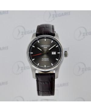 Szwajcarski zegarek męski Certina DS Prince C008.426.16.081.00 Zegaris Rzeszów