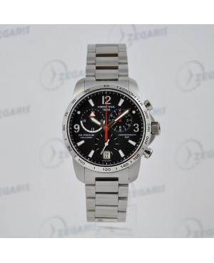 Szwajcarski zegarek Certina Podium Big Size GMT C001.639.11.057.00 męski, Rzeszów