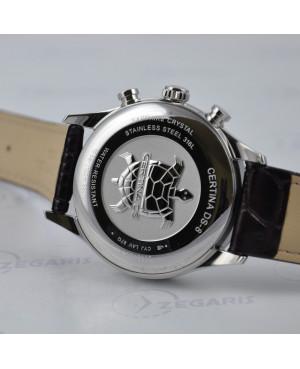 Certina DS Chrono Moon Phase C033.450.16.031.00 szwajcarski zegarek męski Rzeszów