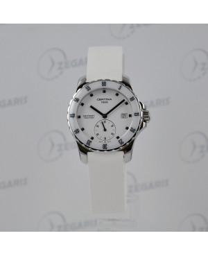 Szwajcarski zegarek damski Certina DS First Lady Ceramic C014.235.17.011.00 Zegaris Rzeszów
