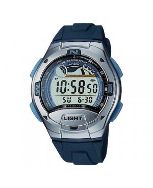 Sportowy zegarek męski Casio Collection W-753-2AVES (W7532AVES)