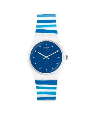 Modowy zegarek damski SWATCH GW193 Originals Gent SEA VIEW