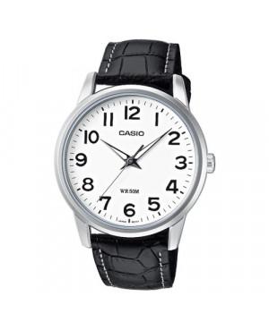 Klasyczny zegarek męski Casio Collection MTP-1303PL-BVEF (MTP1303PLBVEF)