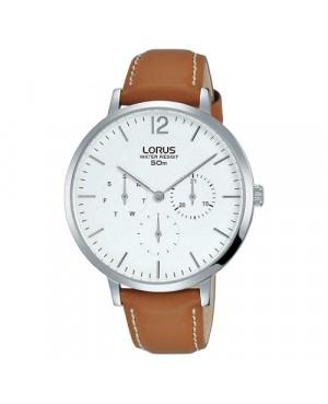 Elegancki zegarek męski LORUS RP687CX-8 (RP687CX8)