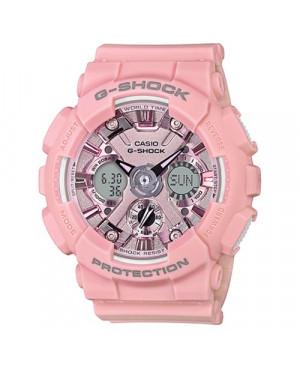 CASIO GMA-S120DP-4AER Sportowy zegarek damski Casio G-Shock