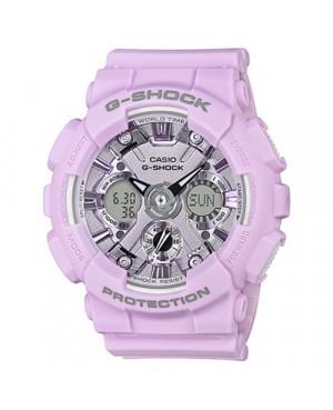 Sportowy zegarek Casio G-Shock GMA-S120DP-6AER (GMAS120DP6AER)