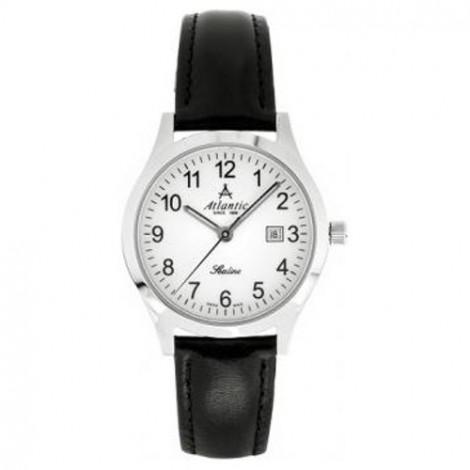 Klasyczny szwajcarski zegarek damski Atlantic Sealine 22341.41.13 (223414113)