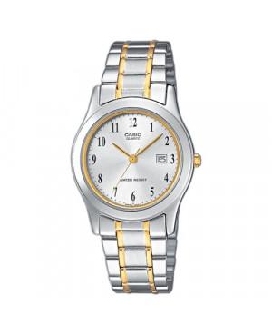 Klasyczny zegarek damski CASIO COLLECTION LTP-1264PG-7BEF (LTP1264PG7BEF)