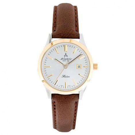 Klasyczny zegarek damski Atlantic Sealine 22341.43.21 (223414321)
