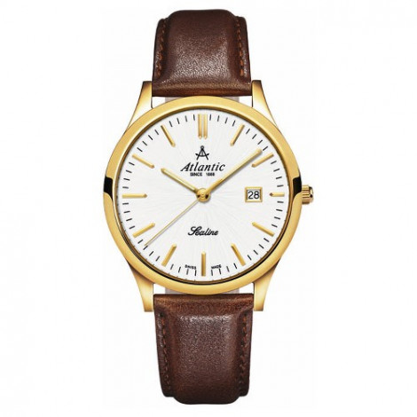 Klasyczny zegarek damski Atlantic Sealine 22341.45.21 (223414521)