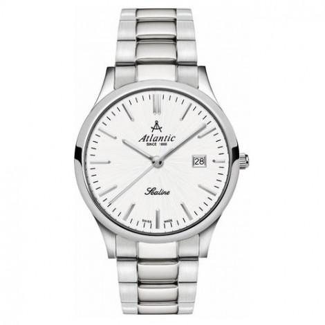 Klasyczny zegarek damski Atlantic Sealine 22346.41.21 (223464121)
