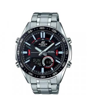 Sportowy zegarek męski CASIO Edifice EFV-C100D-1AVEF (EFVC100D1AVEF)