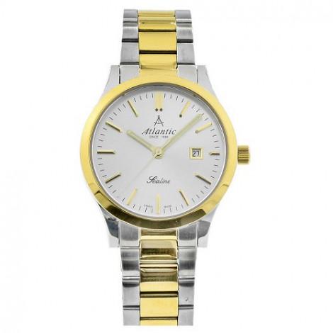 Klasyczny zegarek damski Atlantic Sealine 22346.43.21 (223464321)