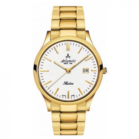 Klasyczny zegarek damski Atlantic Sealine 22346.45.21 (223464521)