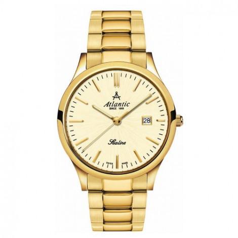 Klasyczny zegarek damski Atlantic Sealine 22346.45.31 (223464531)
