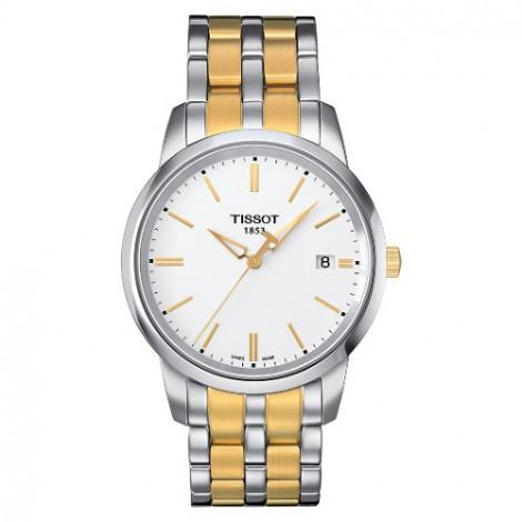 Szwajcarski, klasyczny zegarek męski TISSOT Classic Dream T033.410.22.011.01 (T0334102201101)