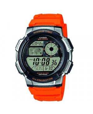 Sportowy zegarek męski Casio Collection AE-1000W-4BVEF (AE1000W4BVEF)