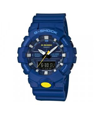 Sportowy zegarek męski Casio G-Shock Sneaker Color Limited GA-800SC-2AER (GA800SC2AER)