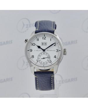 Klasyczny zegarek męski G. Gerlach m/s Batory BigDate SubSecond