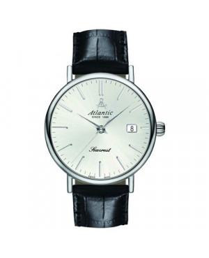Klasyczny zegarek męski Atlantic Seacrest 50354.41.21 (503544121)