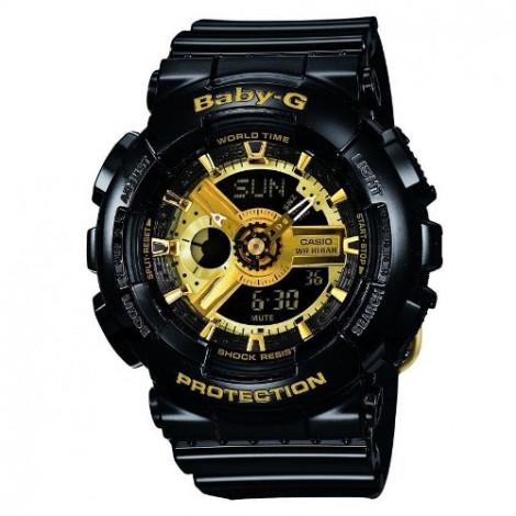 Sportowy zegarek damski Casio BABY-G BA-110-1AER (BA1101AER)