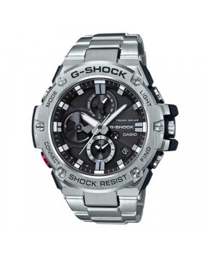 CASIO GST-B100D-1AER Sportowy zegarek męski Casio G-Shock G-Steel