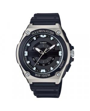 Sportowy zegarek męski Casio Collection MWC-100H-1AVEF (MWC100H1AVEF)