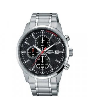 Sportowy zegarek męski LORUS RM325DX-9 (RM325DX9)