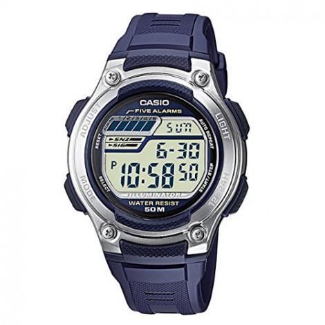 Sportowy zegarek męski Casio Collection W-212H-2AVES (W212H2AVES)
