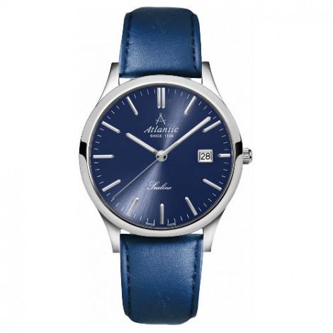Klasyczny zegarek męski Atlantic Sealine 62341.41.51 (623414151)