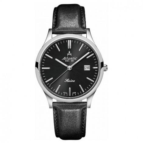 Klasyczny zegarek męski Atlantic Sealine 62341.41.61 (623414161)