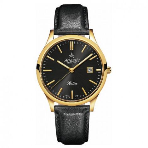 Klasyczny zegarek męski Atlantic Sealine 62341.45.61 (623414561)