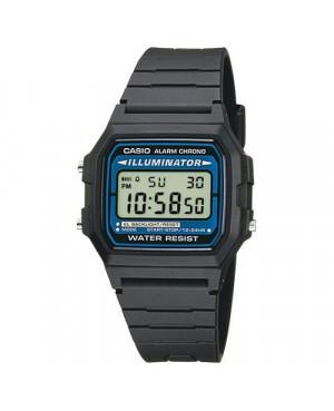 Sportowy zegarek męski Casio Collection F-105W-1AWYEF (F105W1AWYEF)