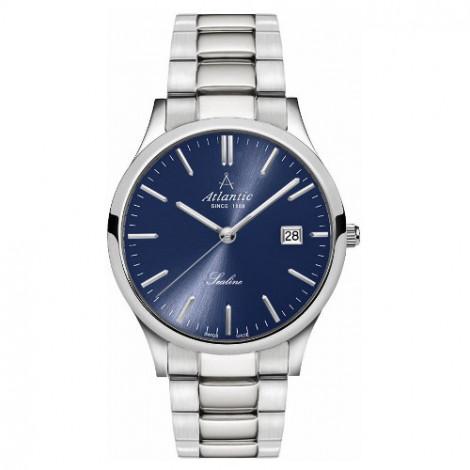 Klasyczny zegarek męski Atlantic Sealine 62346.41.51 (623464151)