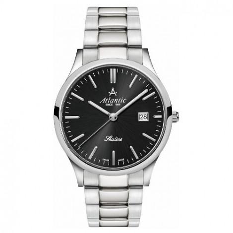 Klasyczny zegarek męski Atlantic Sealine 62346.41.61 (623464161)