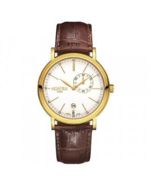 Zegarek męski, szwajcarski ROAMER 934950 48 25 05 Vanguard