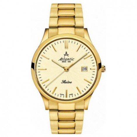 Klasyczny zegarek męski Atlantic Sealine 62346.45.31 (623464531)