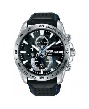 Sportowy zegarek męski LORUS RM395DX-9 (RM395DX9)