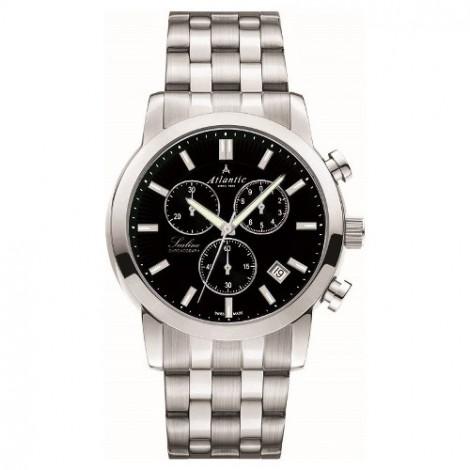 Sportowy zegarek męski Atlantic Sealine 62455.41.61 (624554161)