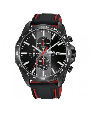 Sportowy zegarek męski LORUS RM387EX-9 (RM387EX9)