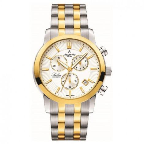 Sportowy  zegarek męski Atlantic Sealine 62455.43.21G (624554321G)