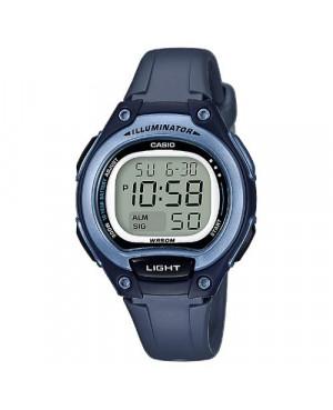 Sportowy zegarek dziecięcy Casio Collection LW-203-2AVEF (LW2032AVEF)