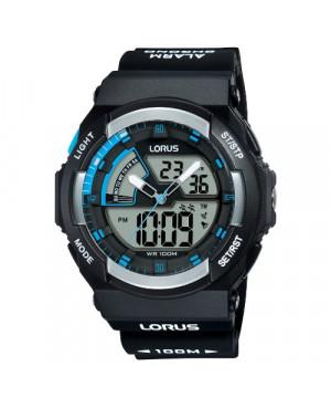 Sportowy zegarek męski LORUS R2323MX-9 (R2323MX9)